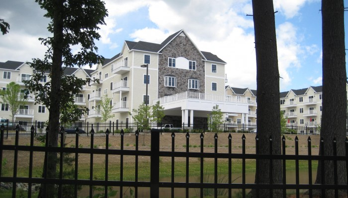 The Bentley Condominiums in Clifton Park, NY
