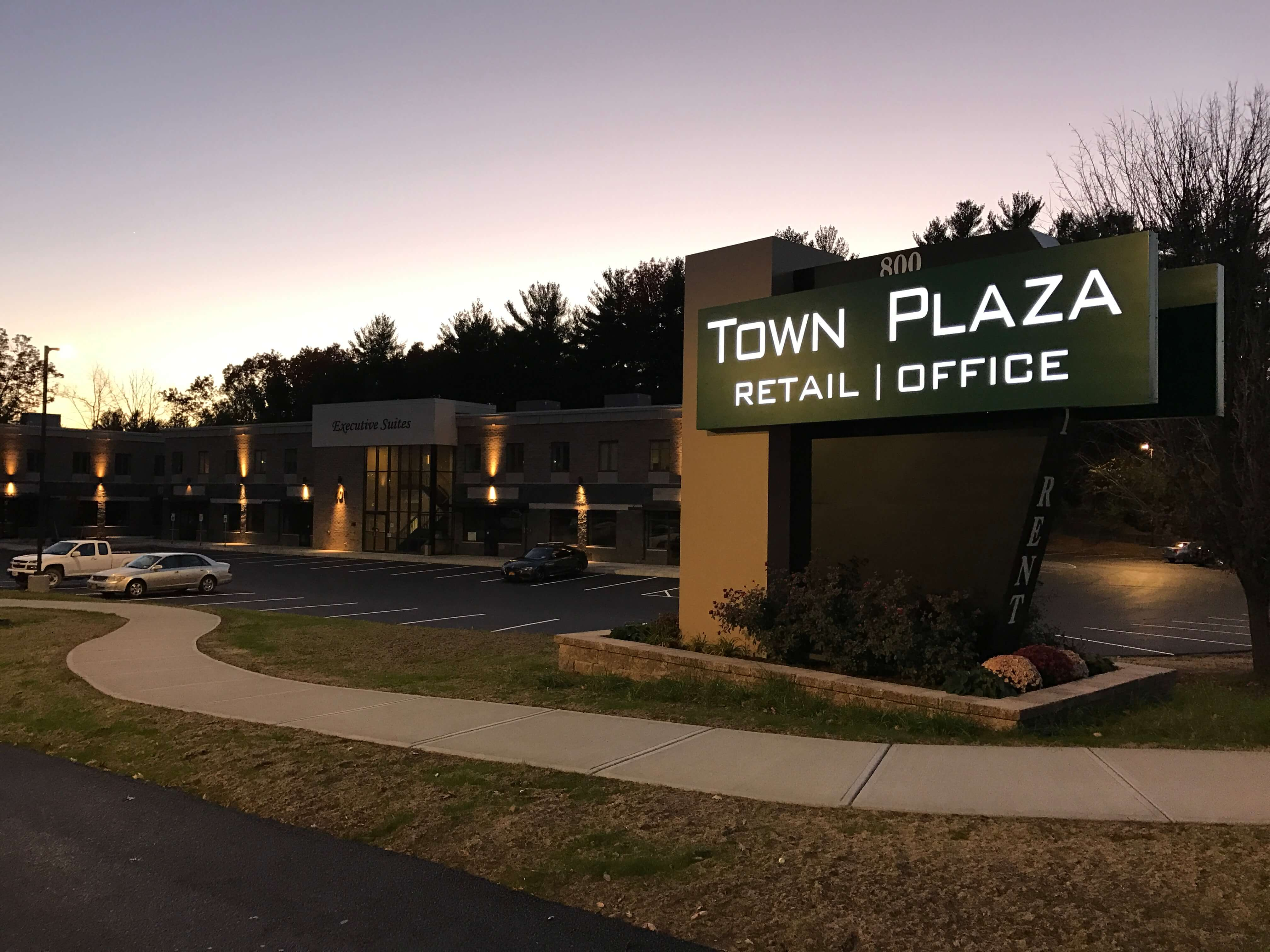 commercial leasing Clifton Park, NY