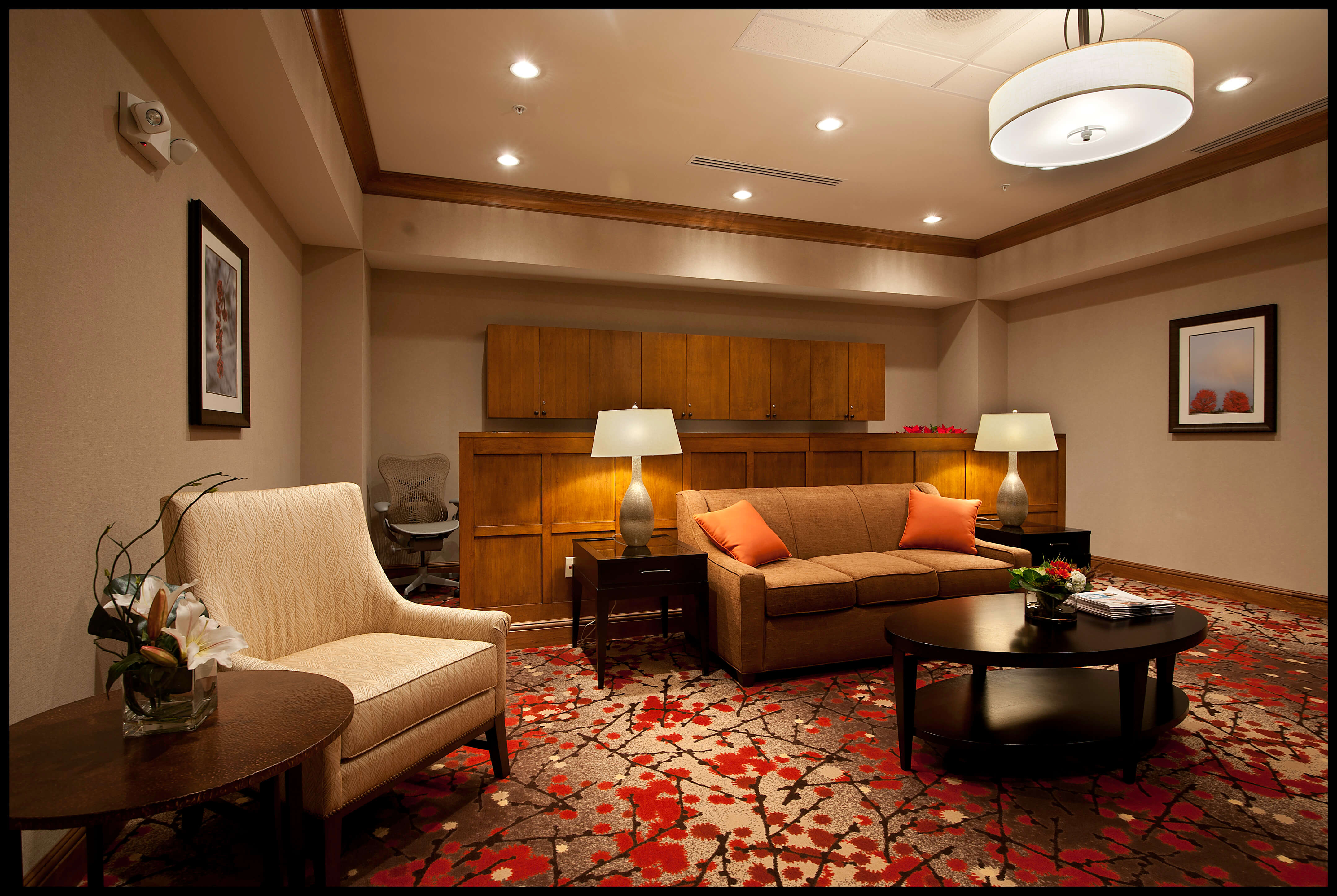 Buisness room dcg development for Hilton garden inn clifton park ny